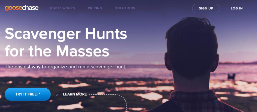GooseChase Scavenger Hunt