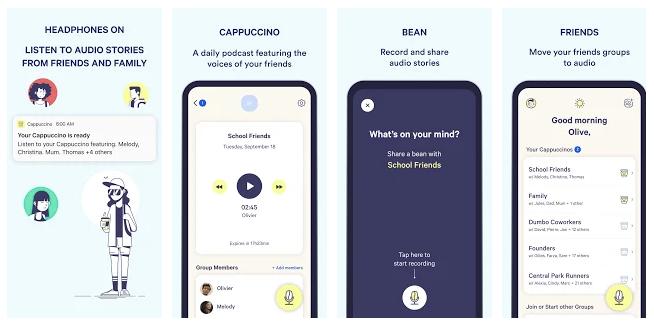 Cappuccino App