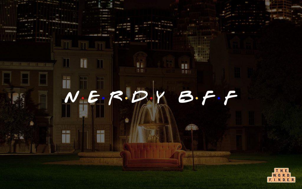 Friends Font Generator
