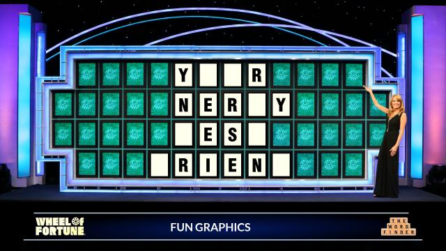 Wheel of Fortune Generator