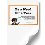 Be a Nerd for a Year PDF
