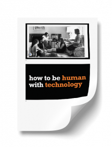 How to Be Human with Technology PDF