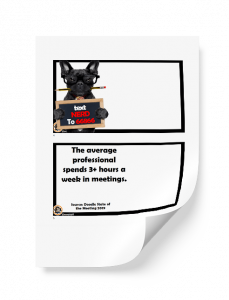 The Average Professional Spends 3+ Hours a Week in Meetings - More Than Zoom