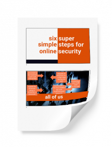 Six Super Simple Steps for Online Security PDF
