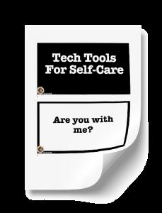 Tech Tools for Self-Care PDF